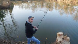 und.... der Angler :-)